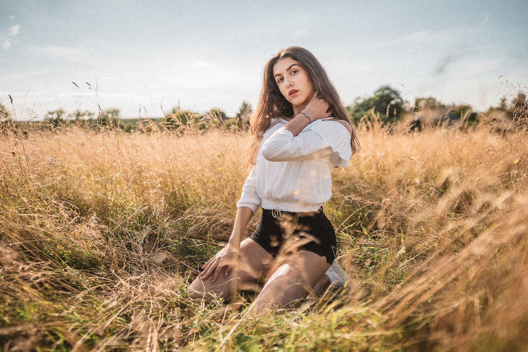 lifestyle meadow photography