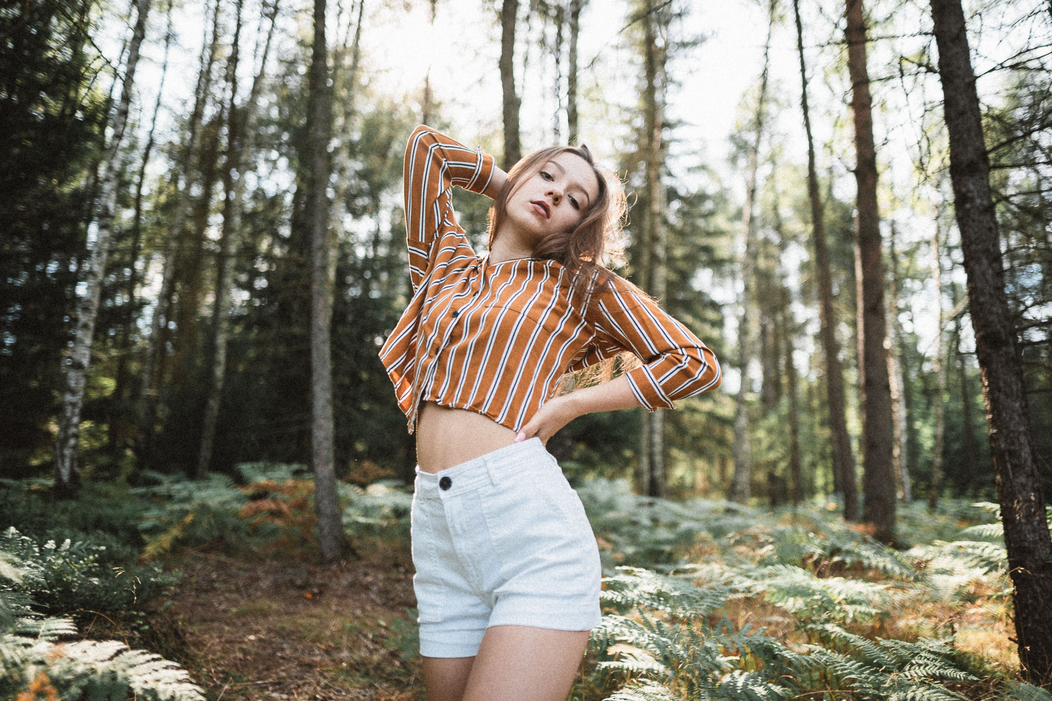 lifestyle forest photography